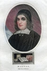 Manton, 1816 by J Chapman