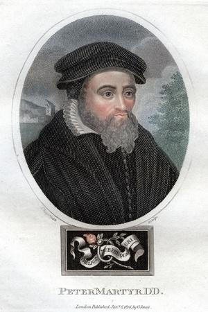 Peter Martyr, 1816