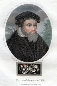 Peter Martyr, 1816 by J Chapman