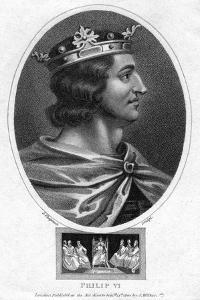 Philip VI of France by J Chapman