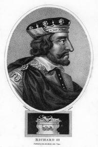 Richard III of England by J Chapman