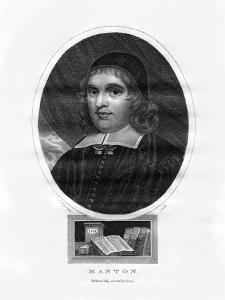 Thomas Manton, Puritan Divine by J Chapman