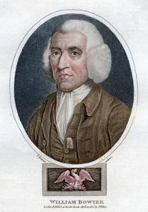 William Bowyer, 18th Century English Printer and Literary Editor by J Chapman
