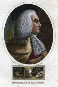 William Murray, 1st Earl of Mansfield by J Chapman