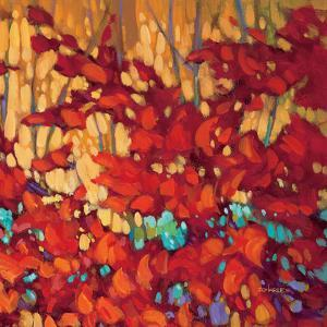 Abstract Autumn 2 by J Charles