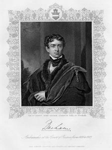 John George Lambton, Earl of Durham, 19th Century by J Cochran