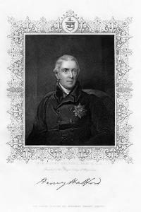 Sir Henry Halford, British Physician, 19th Century by J Cochran