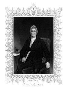 Thomas Clarkson, English Politician and Anti-Slavery Campaigner, 19th Century by J Cochran