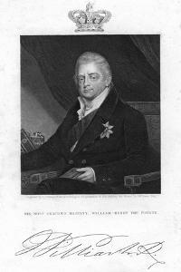 William IV of the United Kingdom, 19th Century by J Cochran
