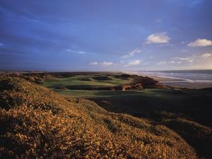 Bandon Dunes Golf Course, Hole 16 by J.D. Cuban