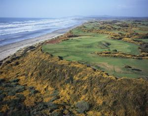 Bandon Dunes Golf Course by J.D. Cuban