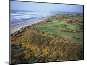 Bandon Dunes Golf Course by J.D. Cuban