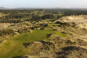 Bandon Trails Golf Course, Hole 1 by J.D. Cuban