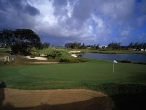Barbados Golf Club, Hole 15 by J.D. Cuban