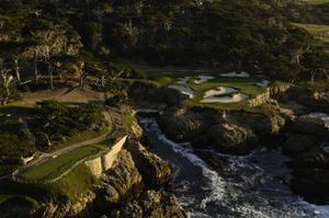 Cypress Point Golf Course by J.D. Cuban