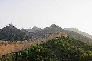 Great Wall of China by J.D. Cuban