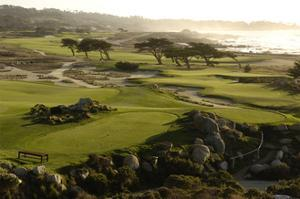 Monterrey Peninsual Country Club by J.D. Cuban