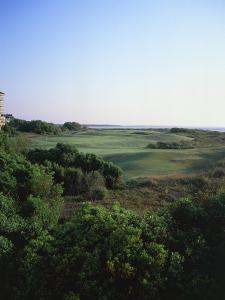 Wild Dunes Golf Course, Hole 18 by J.D. Cuban