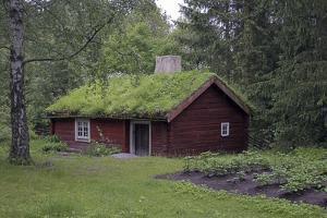 Cottage by J.D. Mcfarlan