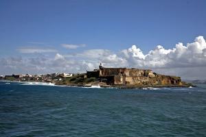 El Morro, San Juan Puerto Rico by J.D. Mcfarlan