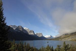 Glacier Park III by J.D. Mcfarlan