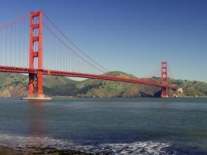 Golden Gate by J.D. Mcfarlan