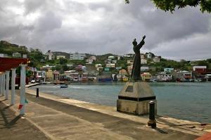 Grenada 1 by J.D. Mcfarlan
