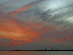 Lanier Bridge by J.D. Mcfarlan