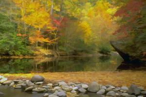 Little River by J.D. Mcfarlan