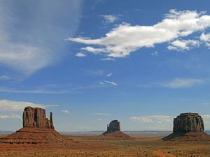 Monument Valley by J.D. Mcfarlan