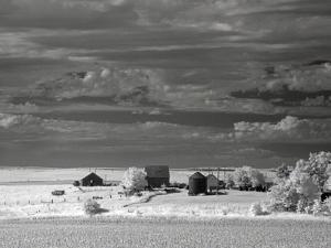 Nebraska Farm by J.D. Mcfarlan