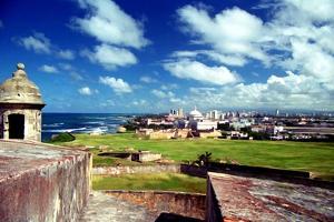 San Juan, Puerto Rico 1 by J.D. Mcfarlan