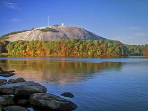 St. Mt., GA by J.D. Mcfarlan