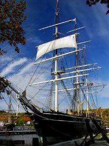 Tall Ship by J.D. Mcfarlan