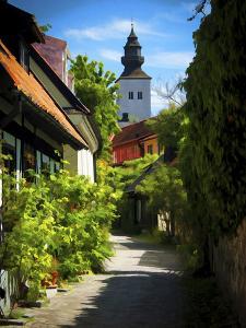 Visby, Sweden by J.D. Mcfarlan