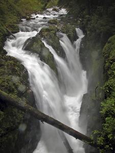 Waterfall by J.D. Mcfarlan