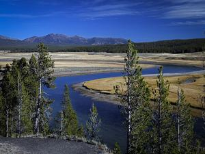 Yellowstone River by J.D. Mcfarlan