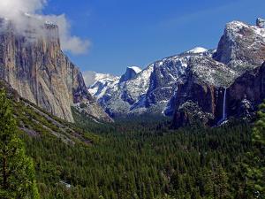 Yosemite by J.D. Mcfarlan