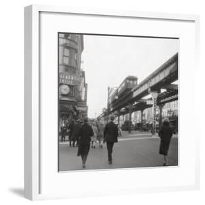 Flatbush Avenue, New York City, USA, 20th Century by J Dearden Holmes