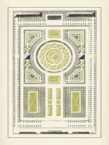 Green Garden Maze V by J.F. Blondel