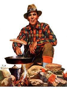 """Flapjacks,""November 10, 1934 by J.F. Kernan"