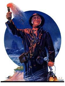 """Signaller,""December 19, 1931 by J.F. Kernan"