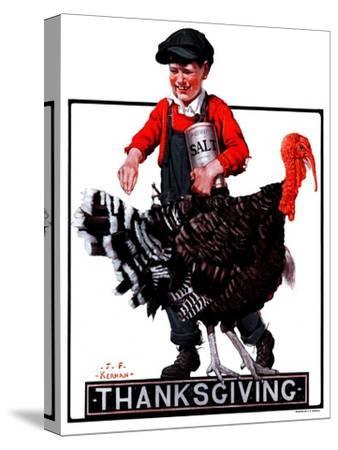 """Thanksgiving,""November 24, 1923"