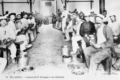 French Foreign Legion, Sidi Bel Abbes, Algeria, 1910