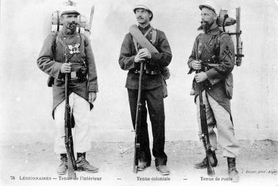Legionnaires, Algeria, 20th Century
