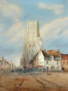 Church on the Continent, Low Countries by J. H. Townsend