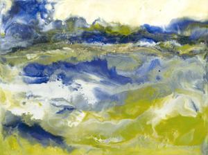 Marine Flow I by J. Holland