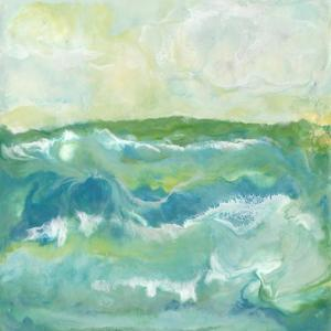 Turquoise Sea I by J^ Holland