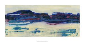 Vibrant Horizon I by J^ Holland