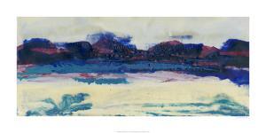 Vibrant Horizon II by J^ Holland